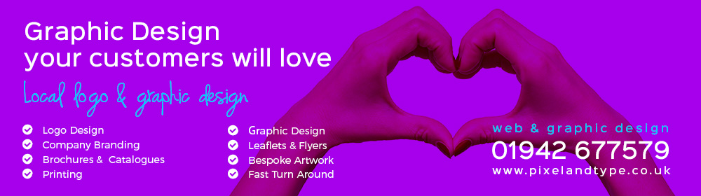 Company graphic design, graphic designer for businesses.