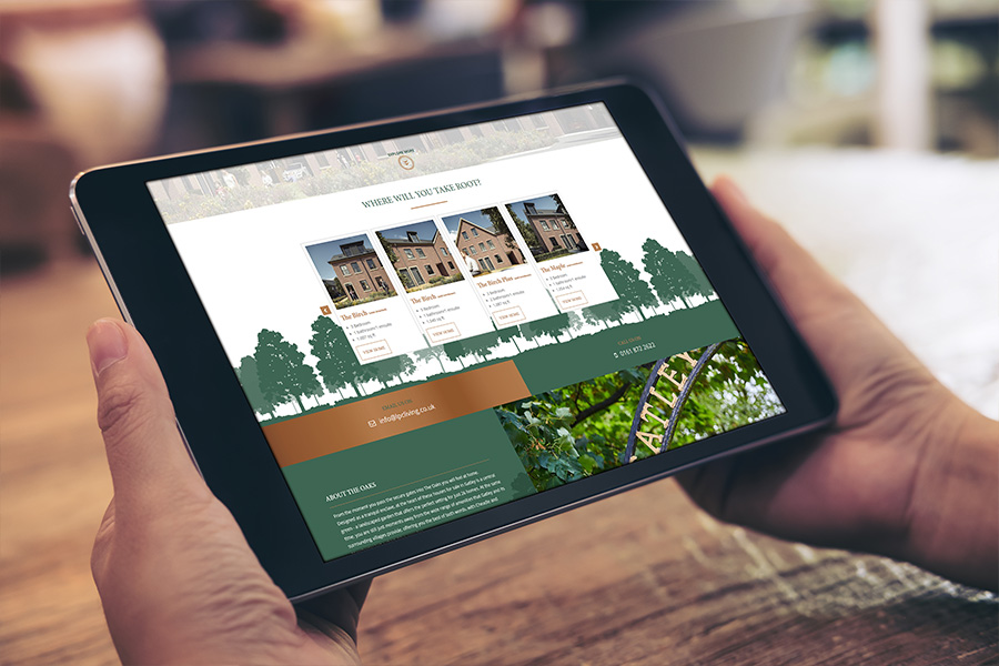 CMS website design Winwick