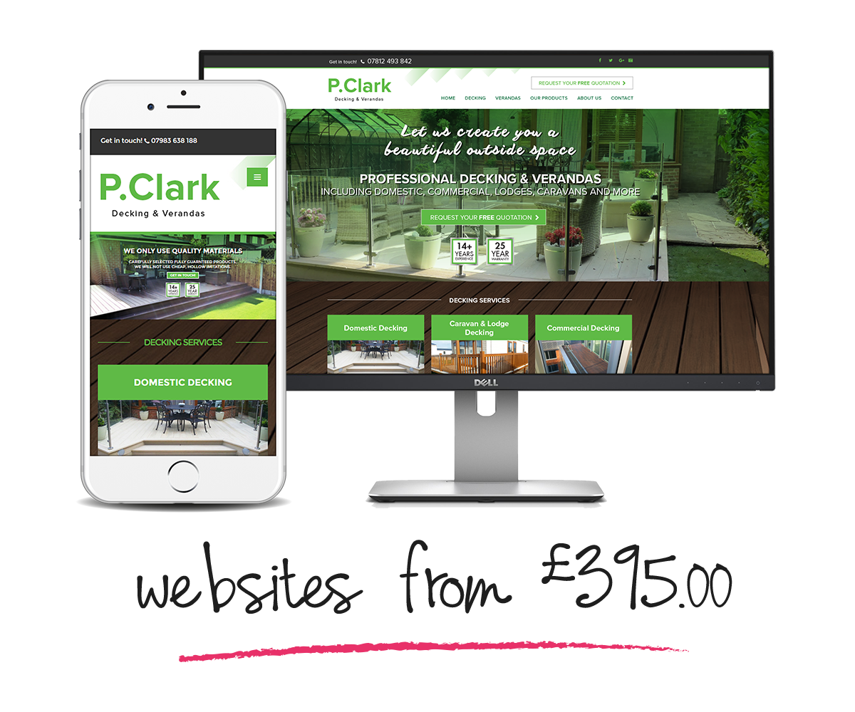 Website design Winwick